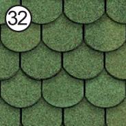 руфшильд готик зеленый