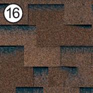 руфшильд модерн коричневый с оттенением