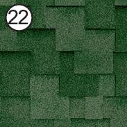 roofshield modern зеленый с оттенением