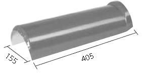 Круглый конек 155