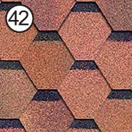 руфшильд красно-коричневый