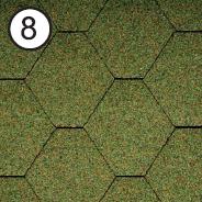 roofshield standart зеленый